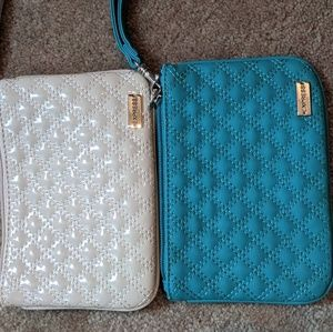(2) Quilted Express Wristlets